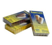 Supercork Range - Clear Boxes of 50 Top Quality 23mm by 38mm Synthetic Corks
